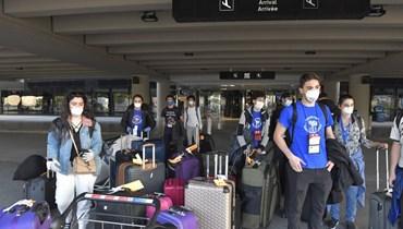 وزارة الصحة : نتائج فحوصات رحلات إضافية وصلت إلى بيروت اظهرت وجود 9 حالات ايجابية