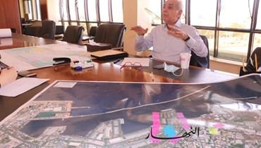 """مدير مرفأ بيروت بالتكليف باسم قيسي لـ""""النهار"""": نعمل بطاقة 72% رغم كلّ الدمار"""
