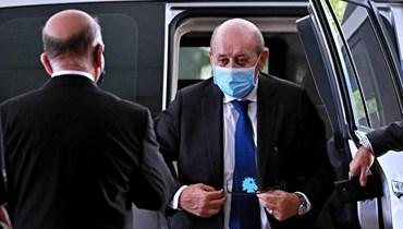 وزير الخارجية الفرنسي يرحب بالاتفاق بين إسرائيل والإمارات