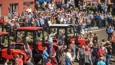 الاحتجاجات تتوسّع في بيلاروسيا: إضرابات ودعوات للتظاهر... وتنديد بوحشيّة الشرطة