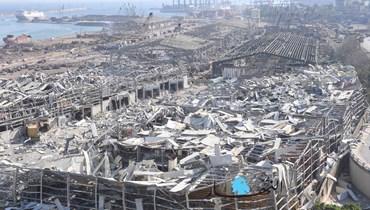 المساعدات الدولية تستمرّ بالوصول إلى لبنان... طائرات محمّلة بالمواد الغذائية والطبيّة