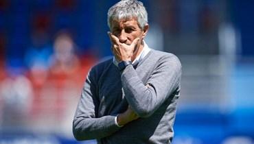 قرار بإقالته... كيف علق كيكي سيتين على خسارة برشلونة المذلة؟!