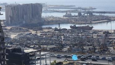 مستشار خامنئي: أعتقد أن إسرائيل تقف وراء تفجير مرفأ بيروت 100%