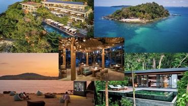 الهدوء والخصوصية والأجواء الاستوائية... رحلة مميزة في جزيرة جيمس بوند
