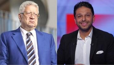 """إعلامي مصري لـ""""النهار"""": مرتضى منصور لم يُسِئ للأهلي في برنامجي"""