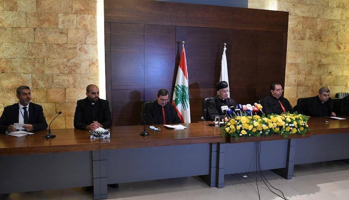 """الراعي يُعلن """"مذكرة لبنان والحياد""""... لعدم الدخول في تحالفات ومحاور"""