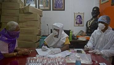 الهند: تجاوز حصيلة وفيات كورونا 50 ألفاً