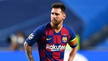 هل يغادر ليونيل ميسي برشلونة؟