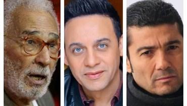 الموت يُؤلم أربعة نجوم مصريين في 48 ساعة