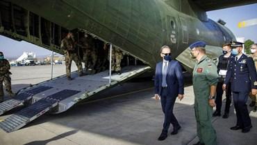 جهود ديبلوماسية مكثفة حول ليبيا   \r\nبوتين اتصل بأردوغان وبومبيو التقى جاويش أوغلو
