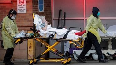 المراكز الأميركية: وفيات كورونا تتجاوز 169 ألفا وإصاباتها تقارب 5.4 مليون