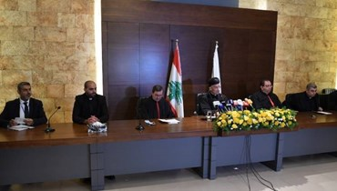 """البطريرك الراعي يعلن """"مذكرة لبنان والحياد الناشط"""": عدم الدخول قطعا في تحالفات ومحاور خلاصنا الوحيد"""