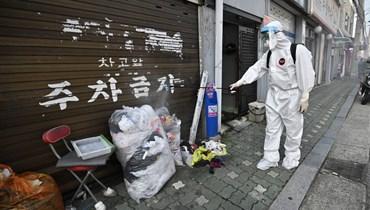 تفشّي فيروس كورونا يهدّد سيول عاصمة كوريا الجنوبية