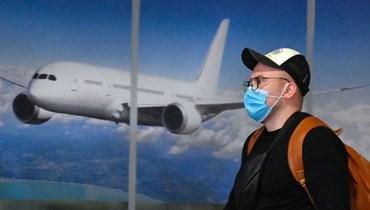دراسة- ما مخاطر الإصابة بكورونا خلال السفر بالطائرة؟