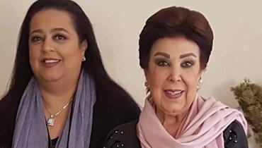 """ابنة رجاء الجداوي تكشف سبب تفعيل حساب والدتها في """"إنستغرام"""""""