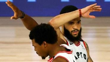 تورونتو يتقدم نتس 2-0