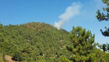 إخماد حريق اندلع منذ 4 أيام في حرج السفيرة