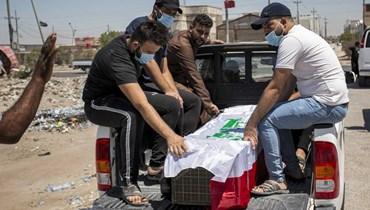 الخارجية الأميركية: نشعر بغضب إزاء مقتل نشطاء معارضين للحكومة بالعراق
