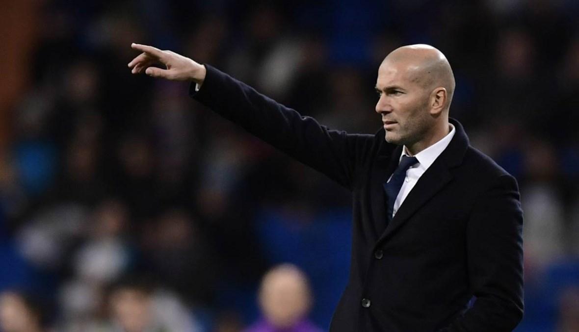 زيدان يريد ترك ريال مدريد؟