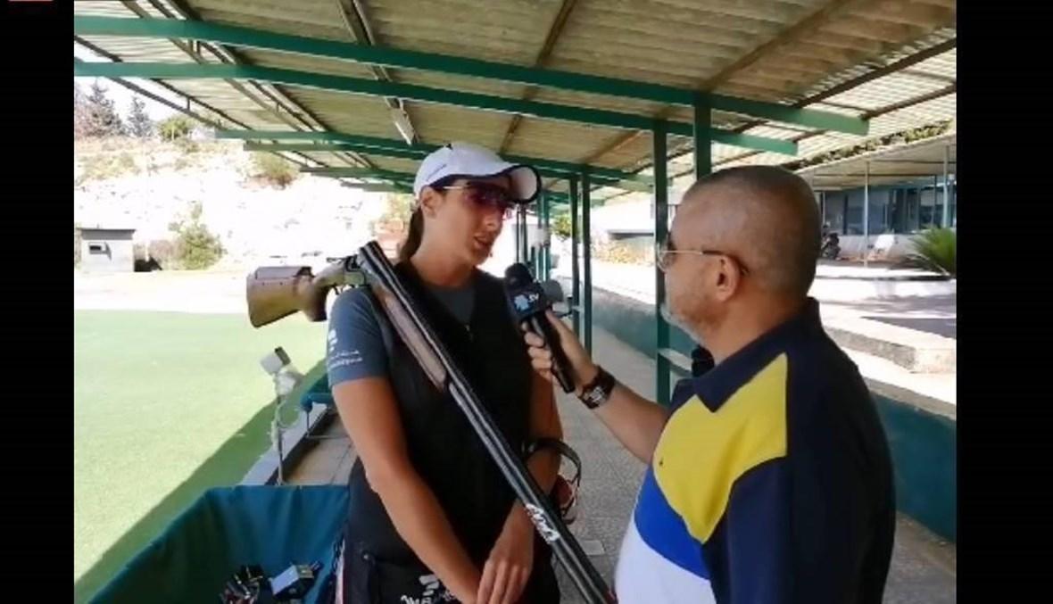 كيف استعادت راي باسيل نشاطها الرياضي؟ (فيديو)