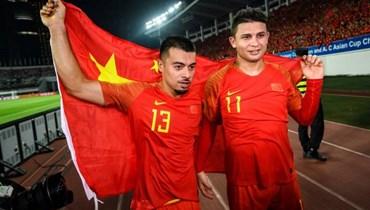 الصين بنكهة برازيلية وحلم بلوغ نهائيات كأس العالم