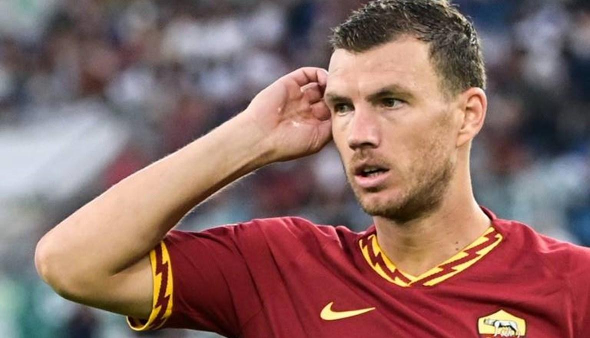 روما يعلن تنازل لاعبيه عن راتب 4 أشهر