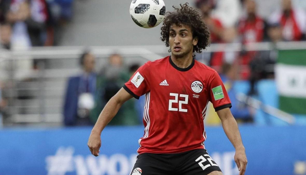 لاعب المنتخب المصري يُطرد من ناديه