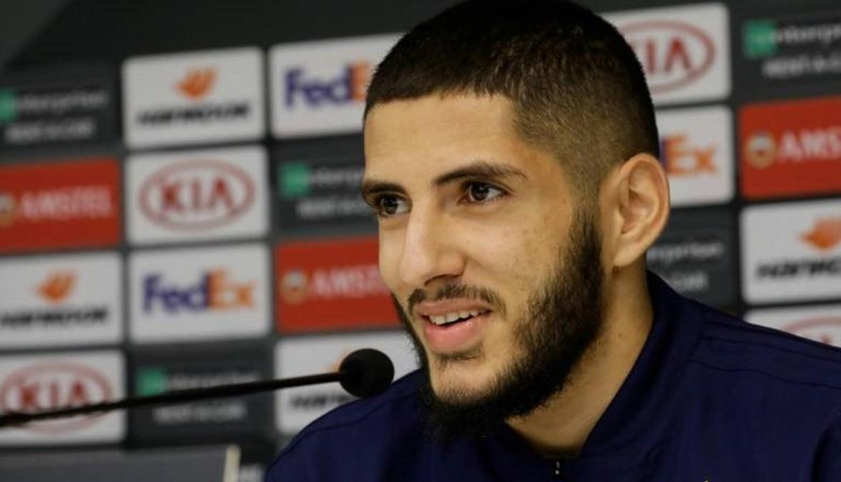 لاعب الجزائر يتعرض لحادث سير