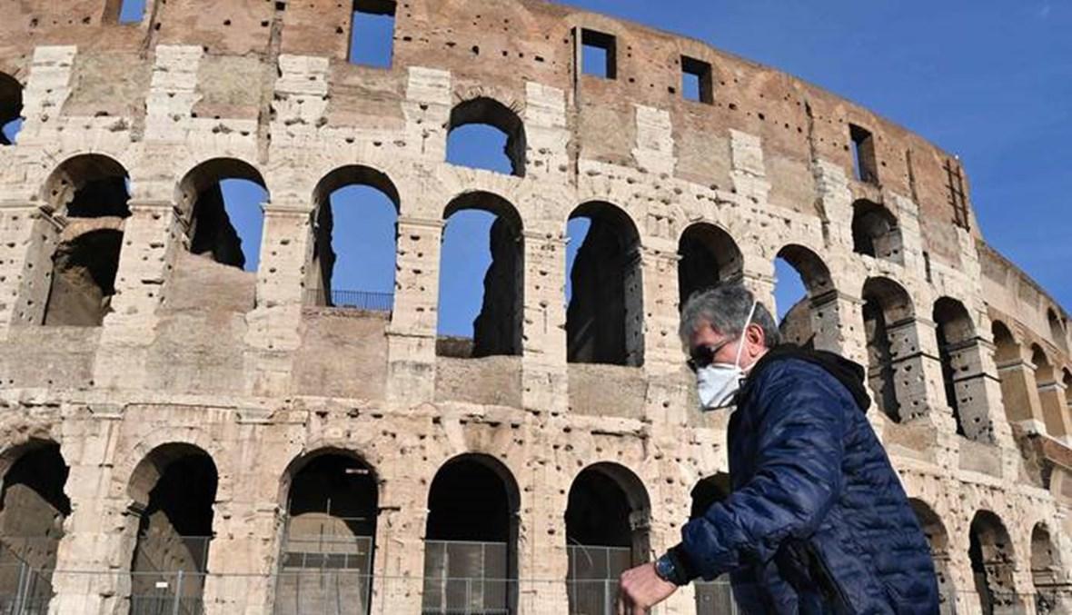 وزير الاقتصاد الإيطالي يتوقع انكماشا حادا في النصف الأول