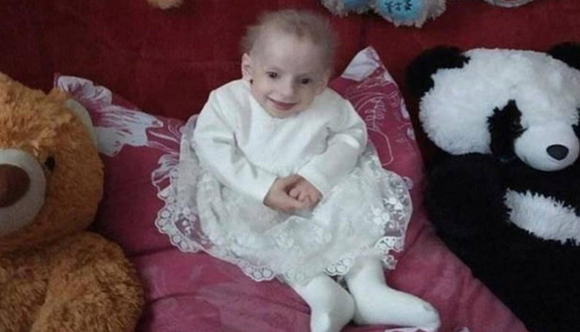 وفاة طفلة بعمر 8 سنوات بسبب الشيخوخة المبكرة