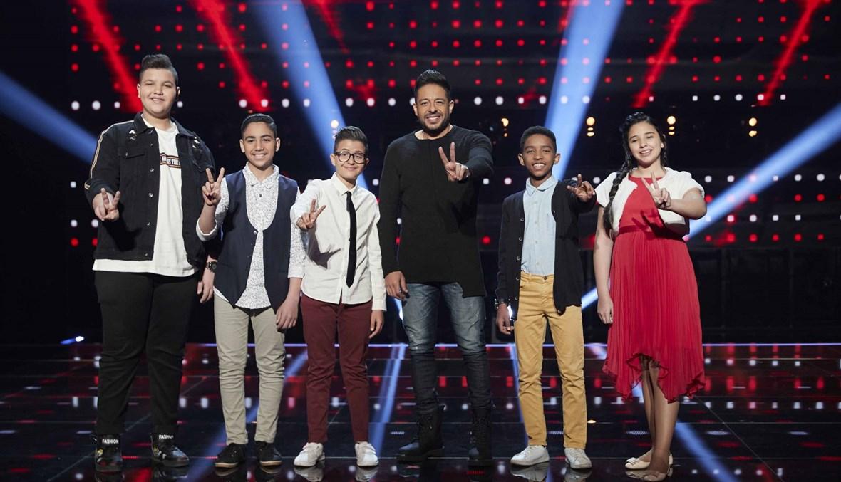 """ستة مشتركين اجتازوا المواجهة الأخيرة... الأسبوع المقبل حاسم في """"the Voice Kids"""""""