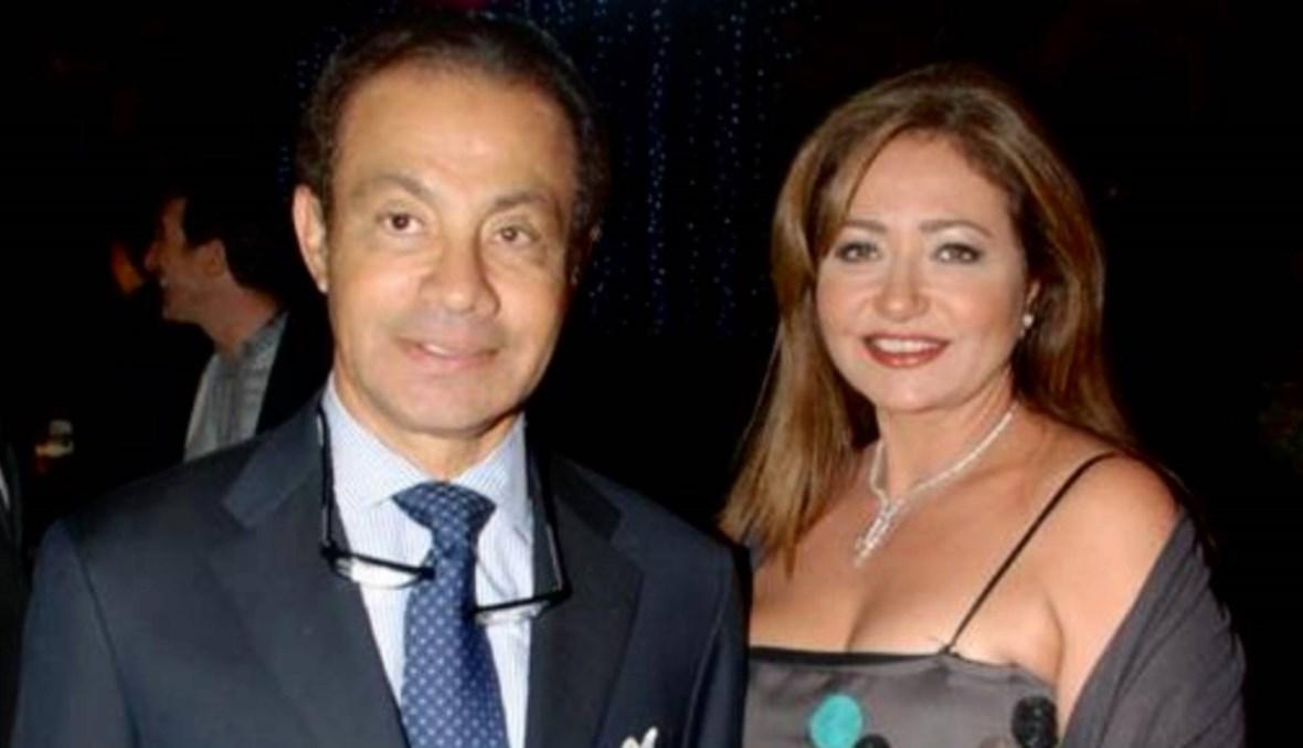 اشتباه في إصابة زوج ليلى علوي السابق بكورونا