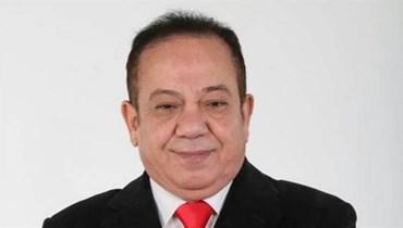 نجاة محمد محمود من الموت بعد انقلاب سيارته