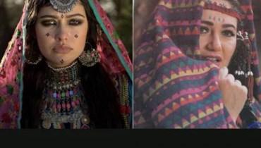 """ليلى علوي """"ترند"""" بسبب فتاة أفغانية"""