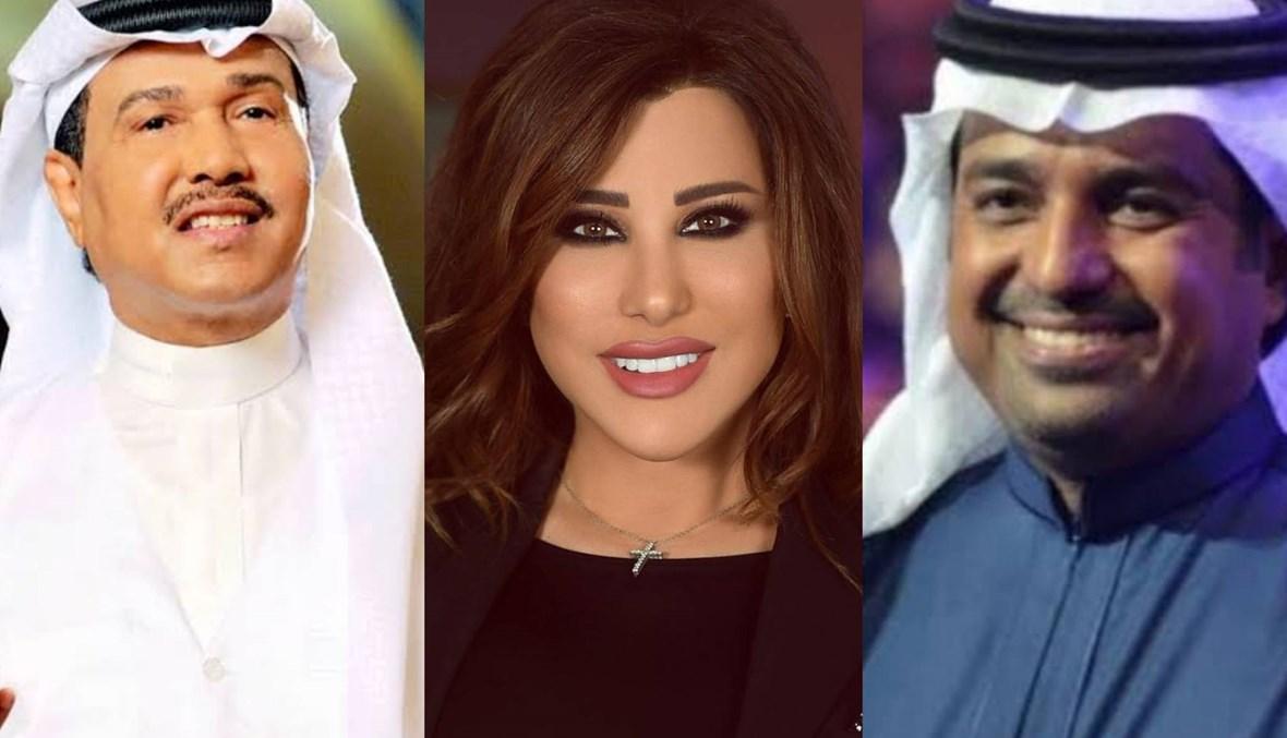 """محمد عبده ونجوى كرم وراشد الماجد وماجد المهندس... نجوم حفلات العيد بـ""""أم بي سي"""""""