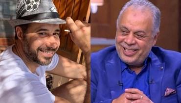 بعد جراحة القلب… الظهور الأول لنقيب ممثلي مصر (صورة)