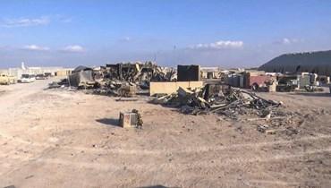 واشنطن تقر بإصابة 11 جندياً في الهجوم الإيراني على عين الأسد