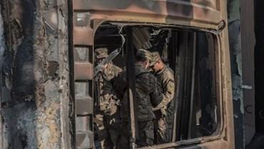 """""""البنتاغون"""": 50 جندياً أصيبوا بارتجاج دماغي في القصف الإيراني لعين الأسد"""