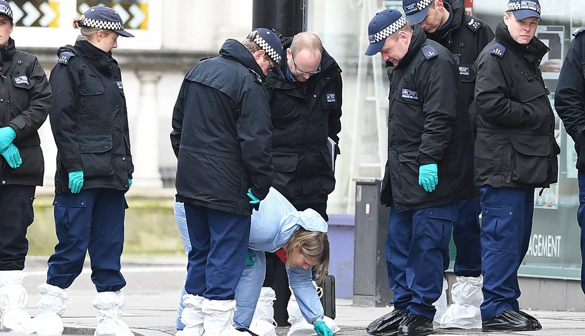 """حادثة الطعن في لندن: تنظيم """"الدولة الإسلاميّة"""" أعلن تبنّيه الهجوم"""