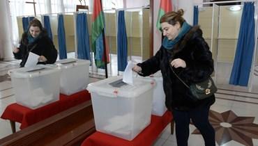 انتخابات تشريعيّة في أذربيجان: الحزب الحاكم يفوز بالغالبيّة المطلقة في البرلمان