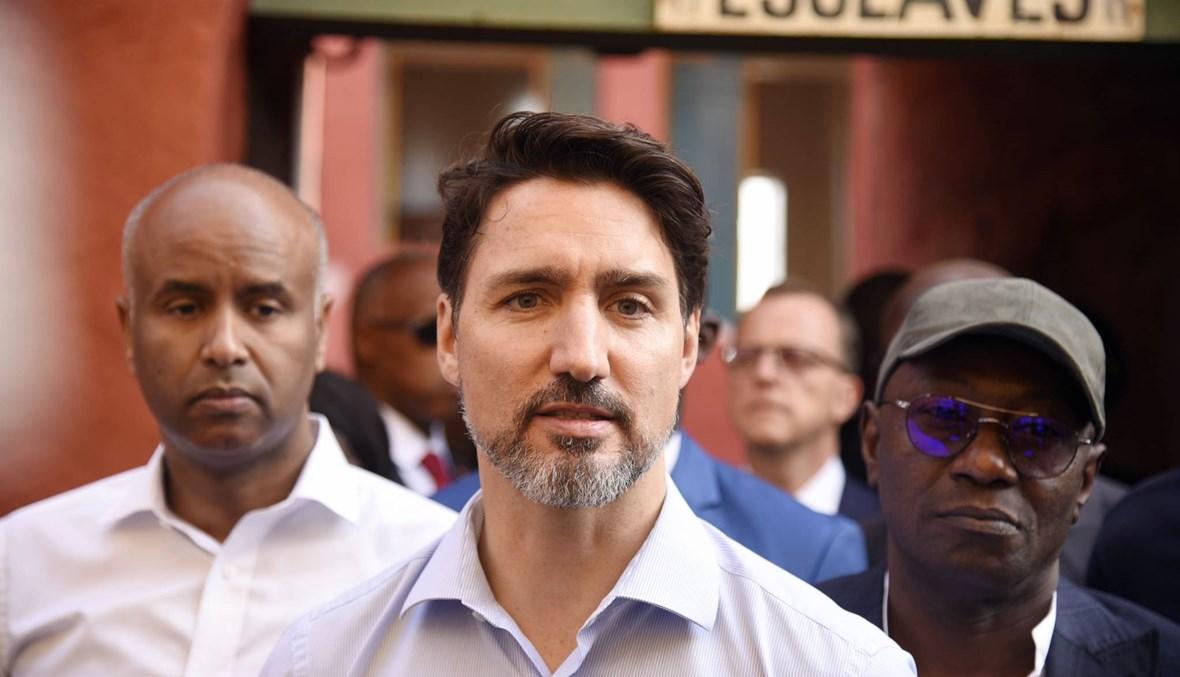 ترودو يلغي رحلة ديبلوماسية... تظاهرات وإغلاق طرق للسكان الأصليين في كندا