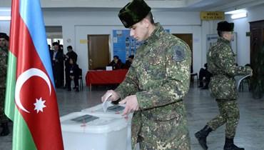 تظاهرة في أذربيجان رفضاً لتزوير الانتخابات: الشرطة تعتقل عشرات المحتجّين