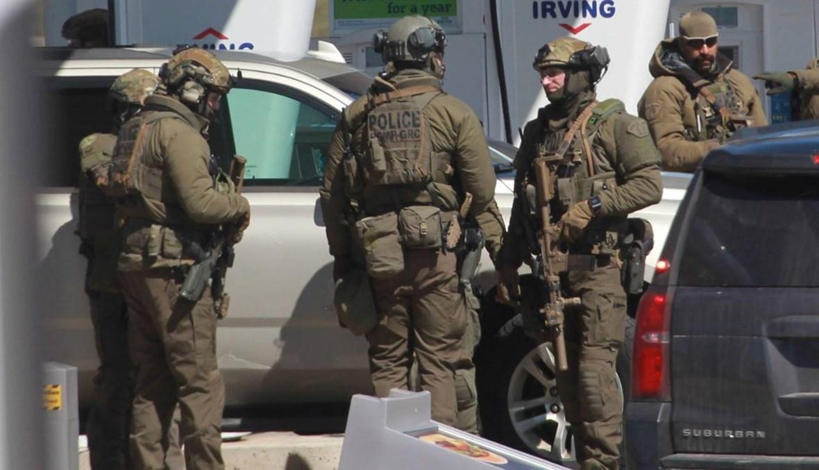 """ترودو يؤكّد مقتل 18 شخصاً في عمليّة إطلاق النار """"الشريرة"""" في نوفا سكوتيا"""