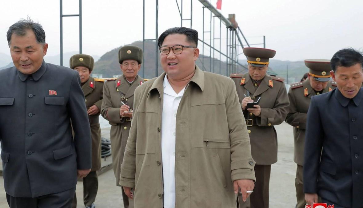 """البنتاغون: كيم جونغ أون """"لا يزال يسيطر بالكامل"""" على الجيش والرؤوس النووية في كوريا الشمالية"""
