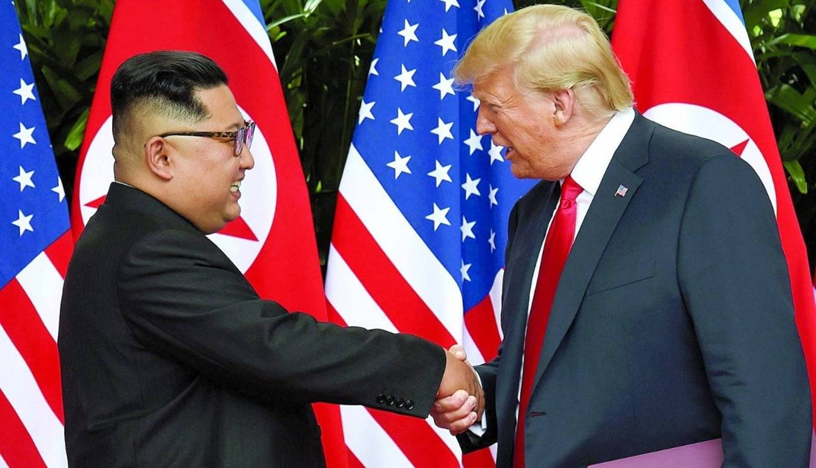 """ترامب على علم بالحالة الصحية للزعيم الكوري الشمالي: """"آمل أن يكون بخير"""""""