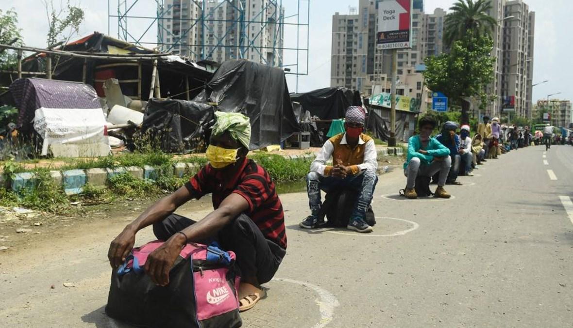 الهند تجلي الآلاف مع اقتراب إعصار في خضم جائحة كورونا