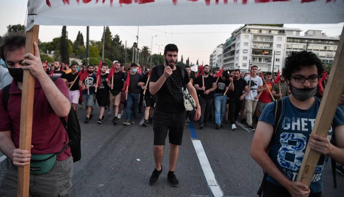 وصول 36 مهاجراً جديداً إلى جزيرة ليسبوس اليونانيّة