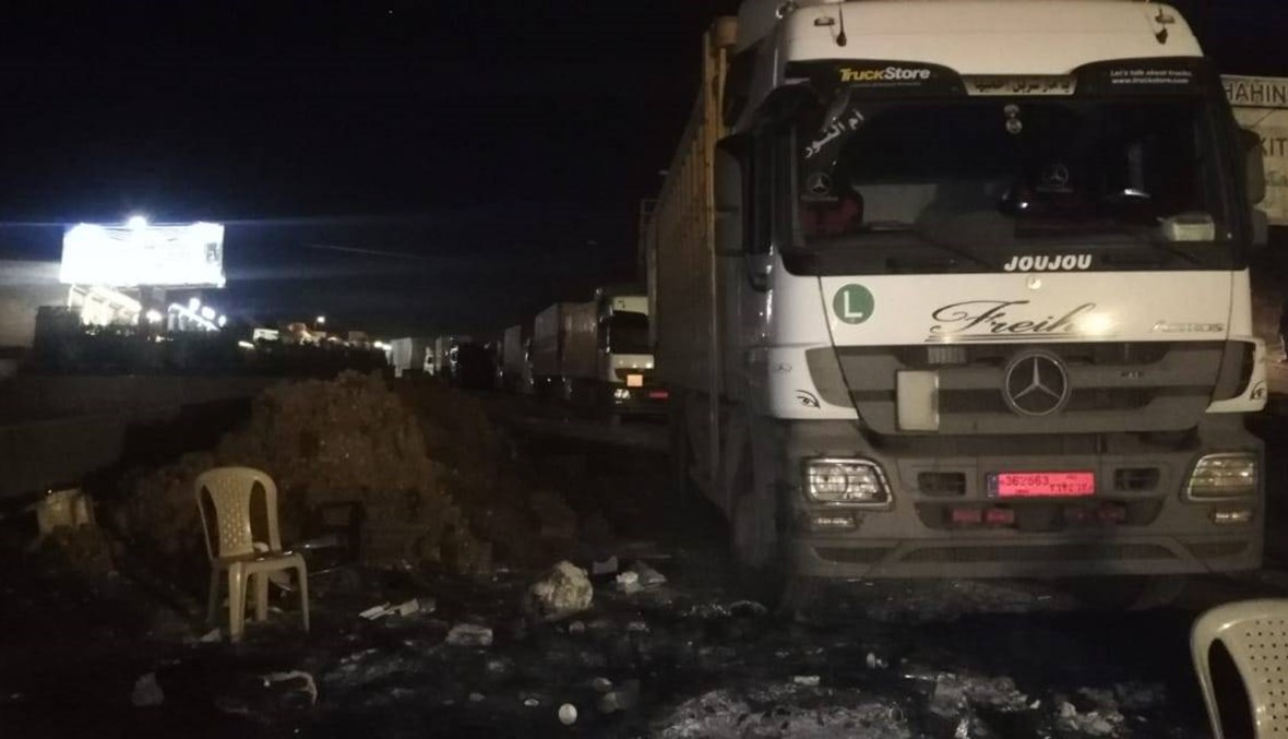 """بعدما فتح موكب لـ""""حزب الله"""" الطريق بالقوّة... تدهور الوضع في البقاع"""