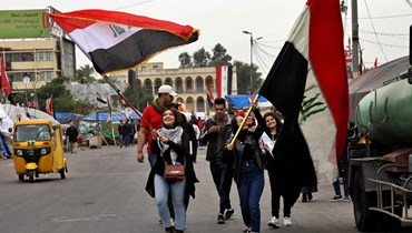 العراق نفى أنباء عن انسحابات أميركية  100 جندي أصيبوا بارتجاجات في عين الأسد