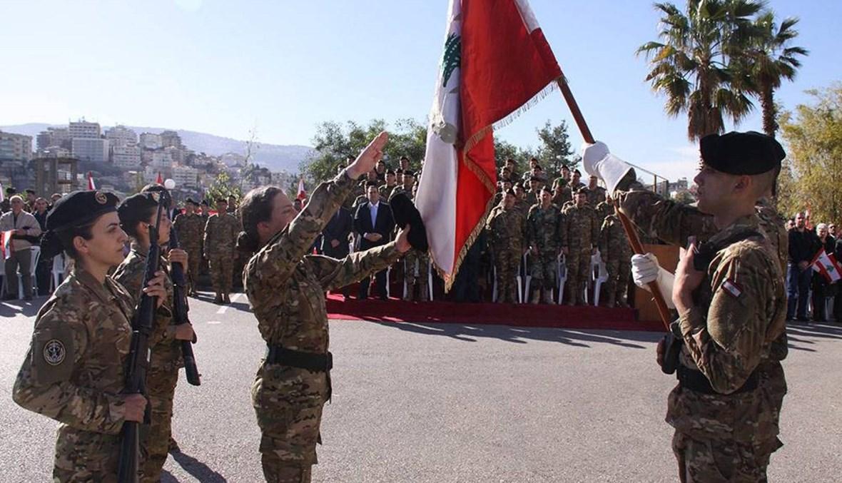 الجيش: الجانب اللبناني طالب في اجتماع رأس الناقورة بإدراج البقعة B1 المحتلة في القرارات الأممية